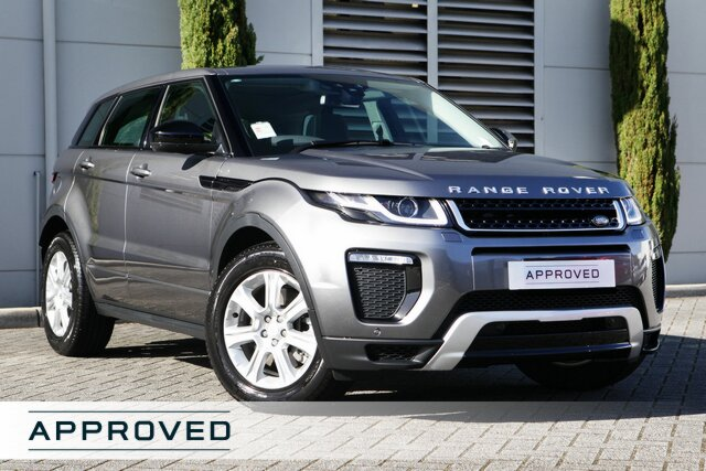 Demonstrator, Demo, Near New Land Rover Range Rover Evoque SD4 240 SE Dynamic, Cannington, 2018 Land Rover Range Rover Evoque SD4 240 SE Dynamic Wagon