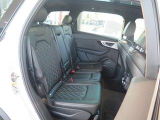 2017 Audi SQ7 4.0 TDI V8 Quattro Wagon.