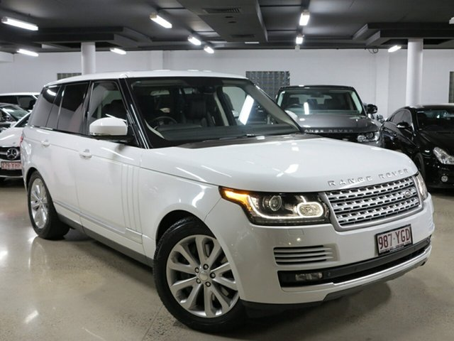 Used Land Rover Range Rover SDV8 Vogue, Albion, 2014 Land Rover Range Rover SDV8 Vogue Wagon