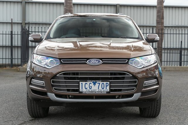 Used Ford Territory Titanium (4x4), Oakleigh, 2014 Ford Territory Titanium (4x4) SZ Wagon