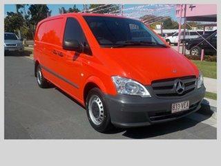 2014 Mercedes-Benz Vito 116CDI Van.