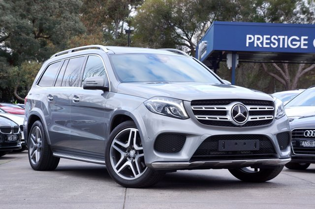 Used Mercedes-Benz GLS350 d 9G-TRONIC 4MATIC Sport, Balwyn, 2016 Mercedes-Benz GLS350 d 9G-TRONIC 4MATIC Sport Wagon