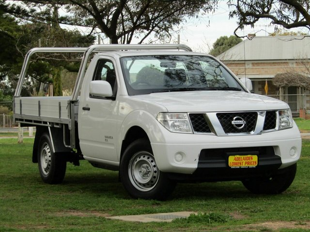 Used Nissan Navara RX, 2013 Nissan Navara RX Cab Chassis