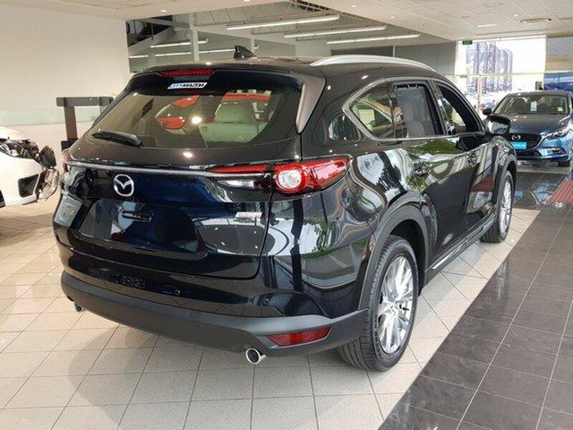 New Mazda CX-8 Asaki SKYACTIV-Drive i-ACTIV AWD, Cheltenham, 2018 Mazda CX-8 Asaki SKYACTIV-Drive i-ACTIV AWD Wagon