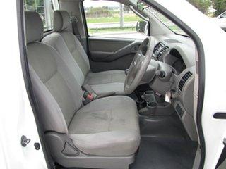2010 Nissan Navara RX Cab Chassis.