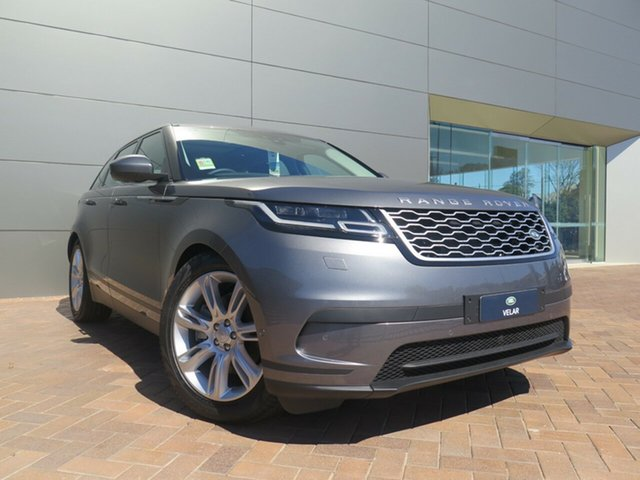 Discounted Demonstrator, Demo, Near New Land Rover Range Rover Velar D300 AWD SE, Toowoomba, 2017 Land Rover Range Rover Velar D300 AWD SE Wagon