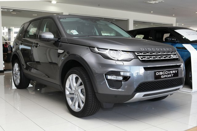 New Land Rover Discovery Sport TD4 132kW HSE, Osborne Park, 2018 Land Rover Discovery Sport TD4 132kW HSE Wagon