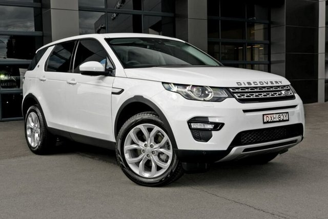 Used Land Rover Discovery Sport SD4 HSE, Artarmon, 2016 Land Rover Discovery Sport SD4 HSE Wagon