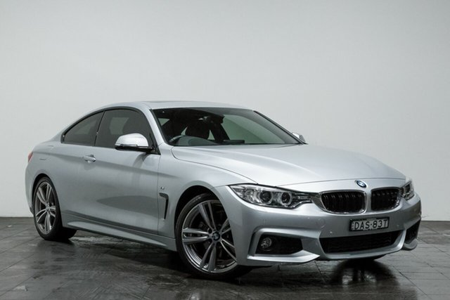 Used BMW 428i M Sport, Rozelle, 2015 BMW 428i M Sport Coupe