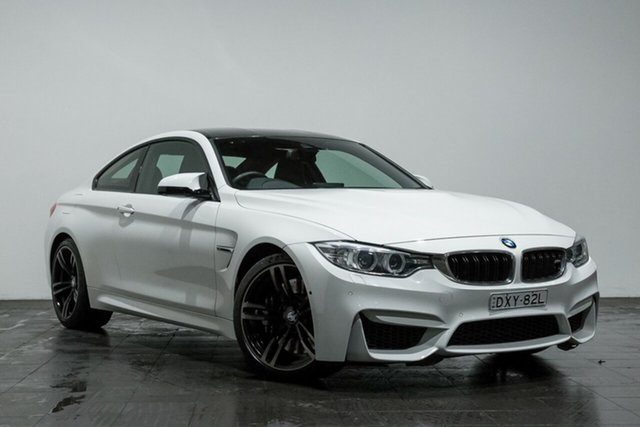 Used BMW M4 M-DCT, Rozelle, 2015 BMW M4 M-DCT Coupe