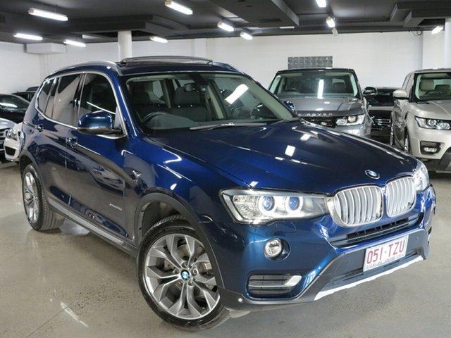 Used BMW X3 xDrive20d Steptronic, Albion, 2014 BMW X3 xDrive20d Steptronic Wagon