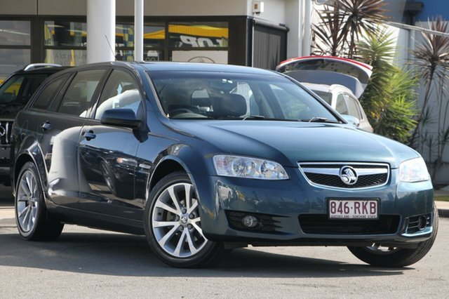 Used Holden Berlina International Sportwagon, Bowen Hills, 2010 Holden Berlina International Sportwagon Wagon