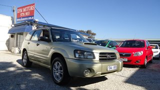 2003 Subaru Forester XT AWD Luxury Wagon.