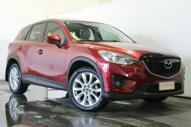 Used Mazda CX-5 Grand Touring, Underwood, 2012 Mazda CX-5 Grand Touring Wagon