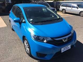 2015 Honda Jazz VTi Hatchback.