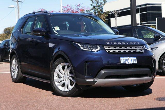 Demonstrator, Demo, Near New Land Rover Discovery TD6 HSE, Osborne Park, 2018 Land Rover Discovery TD6 HSE Wagon
