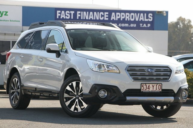 Used Subaru Outback 2.5i CVT AWD, Bowen Hills, 2015 Subaru Outback 2.5i CVT AWD Wagon