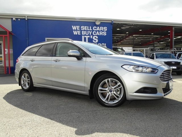 Discounted Used Ford Mondeo Ambiente SelectShift, Welshpool, 2015 Ford Mondeo Ambiente SelectShift Wagon