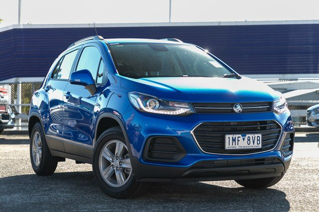 Demonstrator, Demo, Near New Holden Trax LS, Oakleigh, 2018 Holden Trax LS TJ MY18 Wagon