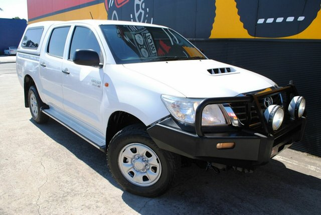 Used Toyota Hilux SR Double Cab, Melrose Park, 2013 Toyota Hilux SR Double Cab Utility