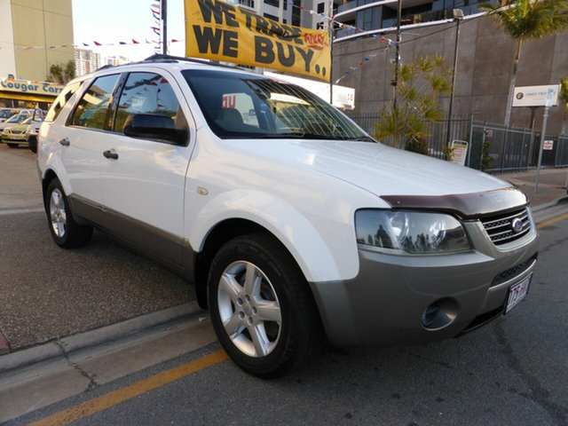 Used Ford Territory TX (RWD), Southport, 2004 Ford Territory TX (RWD) Wagon