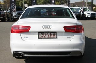 2014 Audi A6 Multitronic Sedan.
