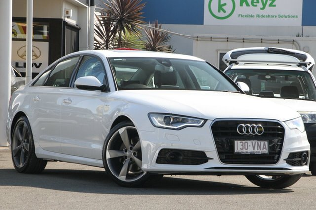 Used Audi A6 Multitronic, Toowong, 2014 Audi A6 Multitronic Sedan