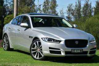 2017 Jaguar XE 20T Prestige Sedan.