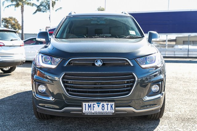 Demonstrator, Demo, Near New Holden Captiva 7 LTZ (AWD), Oakleigh, 2018 Holden Captiva 7 LTZ (AWD) CG MY18 Wagon