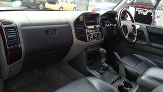 2001 Mitsubishi Pajero Exceed Wagon.