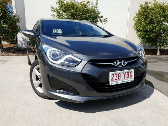 Used Hyundai i40 Active Tourer, Robina, 2013 Hyundai i40 Active Tourer VF2 Wagon