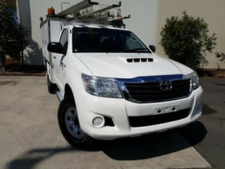 Used Toyota Hilux SR, Robina, 2012 Toyota Hilux SR KUN26R MY12 Cab Chassis