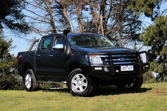 Used Ford Ranger XLT Double Cab, Officer, 2014 Ford Ranger XLT Double Cab Utility