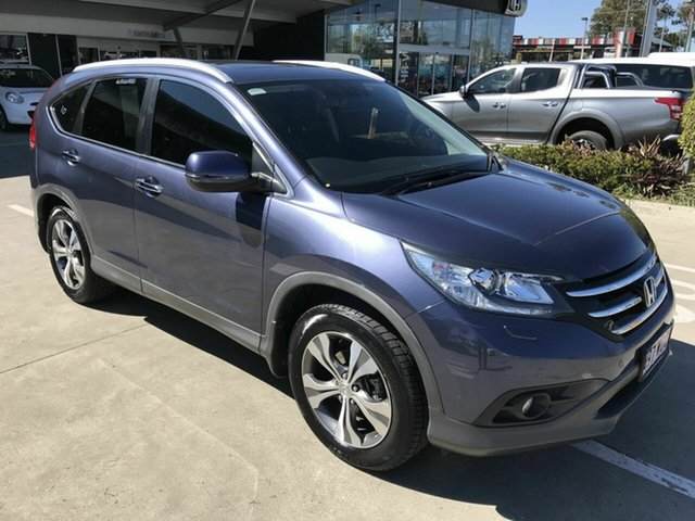 Discounted Used Honda CR-V VTi-L 4WD, Yamanto, 2012 Honda CR-V VTi-L 4WD Wagon