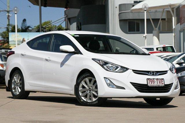 Used Hyundai Elantra Trophy, Moorooka, Brisbane, 2014 Hyundai Elantra Trophy Sedan