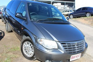 2007 Chrysler Grand Voyager Limited Wagon.