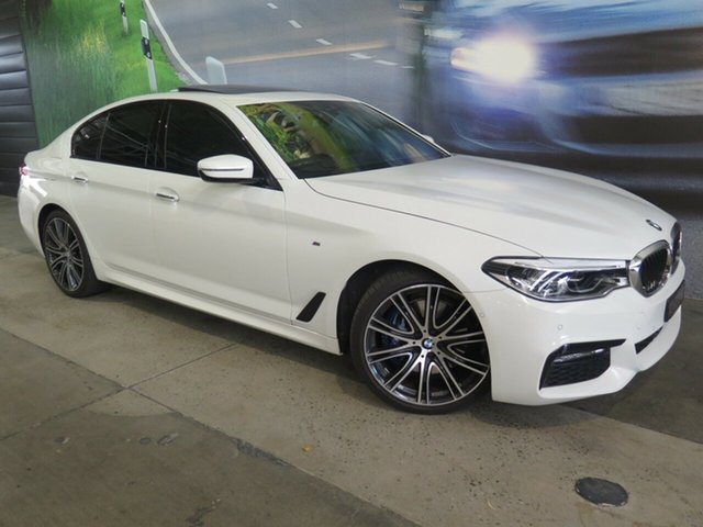 Used BMW 520d M Sport Steptronic, Osborne Park, 2017 BMW 520d M Sport Steptronic Sedan