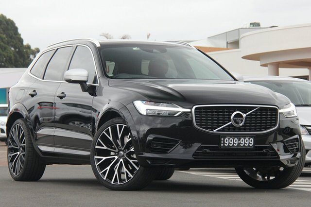 Discounted Demonstrator, Demo, Near New Volvo XC60 T8 R-Design, Southport, 2017 Volvo XC60 T8 R-Design SUV