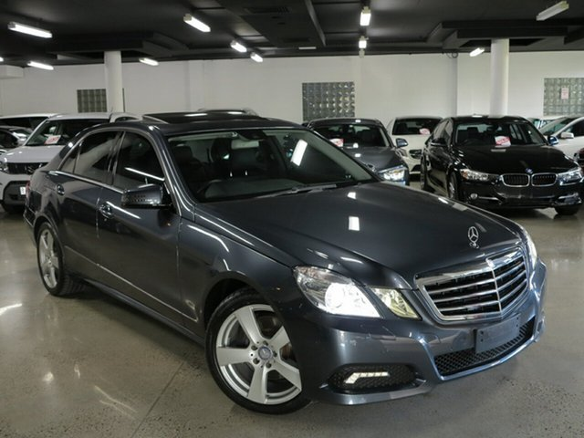 Used Mercedes-Benz E350 Avantgarde 7G-Tronic, Albion, 2009 Mercedes-Benz E350 Avantgarde 7G-Tronic Sedan