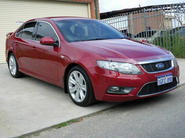 Used Ford Falcon G6 Limited Edition, Mount Lawley, 2010 Ford Falcon G6 Limited Edition Sedan