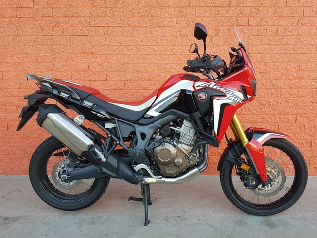 Used Honda CRF1000LA Africa Twin (abs) 1000CC, Townsville, 2016 Honda CRF1000LA Africa Twin (abs) 1000CC