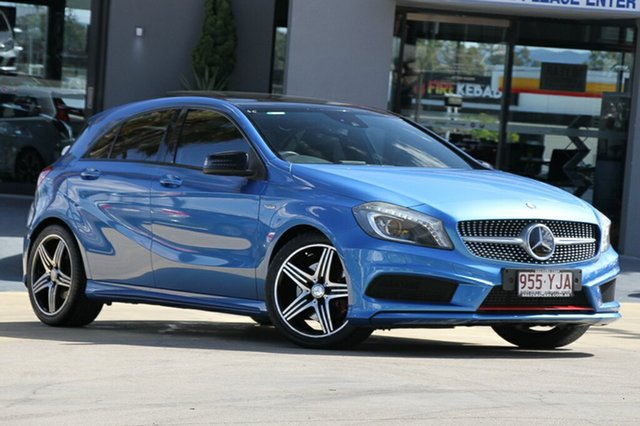 Used Mercedes-Benz A250 Sport D-CT, Moorooka, Brisbane, 2013 Mercedes-Benz A250 Sport D-CT Hatchback