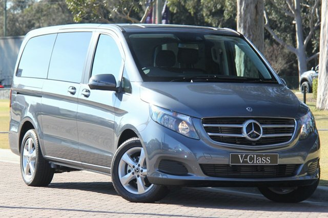 Discounted Demonstrator, Demo, Near New Mercedes-Benz V220 d 7G-Tronic +, Southport, 2018 Mercedes-Benz V220 d 7G-Tronic + Wagon