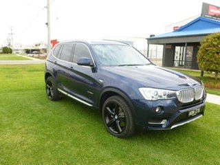 Demonstrator, Demo, Near New BMW X3 xDrive20d, 2016 BMW X3 xDrive20d F25 LCI Wagon