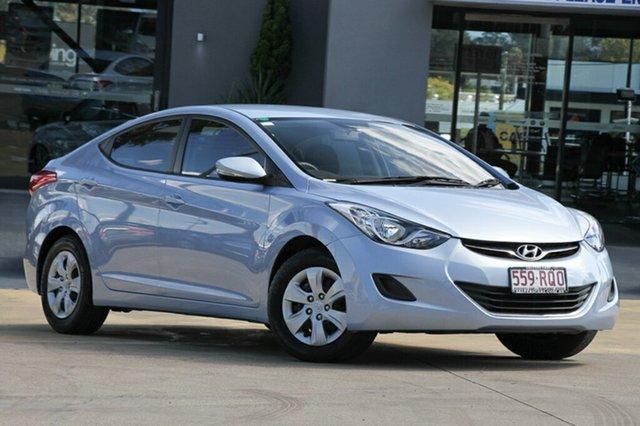 Used Hyundai Elantra Active, Moorooka, Brisbane, 2011 Hyundai Elantra Active Sedan