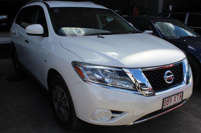 Used Nissan Pathfinder ST (4x2), Underwood, 2013 Nissan Pathfinder ST (4x2) Wagon