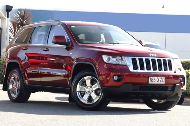 Used Jeep Grand Cherokee Laredo, Bowen Hills, 2013 Jeep Grand Cherokee Laredo Wagon