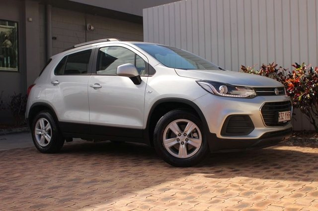 Used Holden Trax LS, Cairns, 2017 Holden Trax LS Wagon