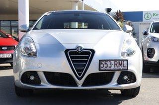 2011 Alfa Romeo Giulietta Hatchback.