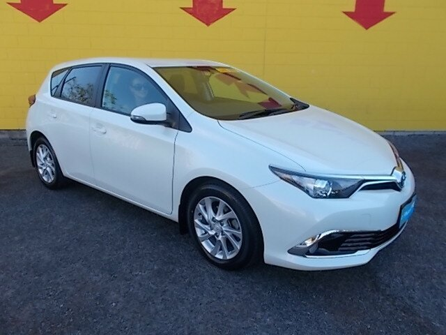 Discounted Used Toyota Corolla Ascent S-CVT, Winnellie, 2017 Toyota Corolla Ascent S-CVT Hatchback